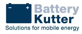 Battery Kutter logo